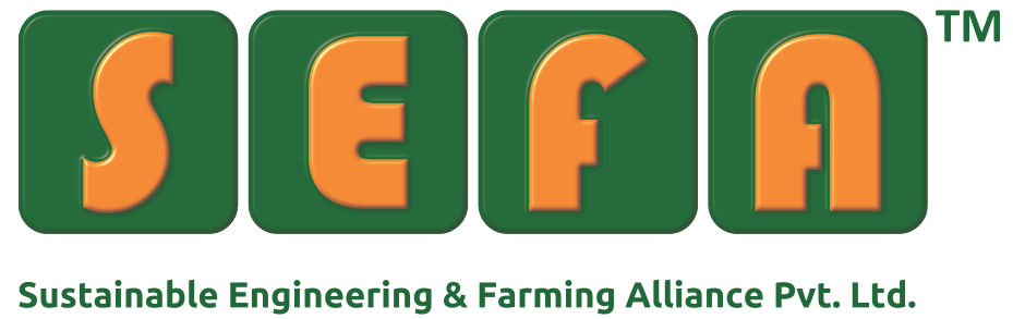 Sefa, Sustainable Engineering and Farming Alliance Private Limited